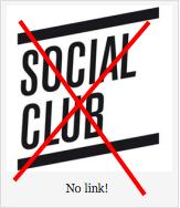 no social